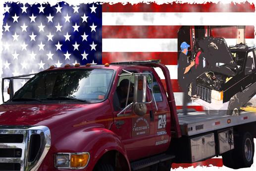 All-American Auto Repair Garage