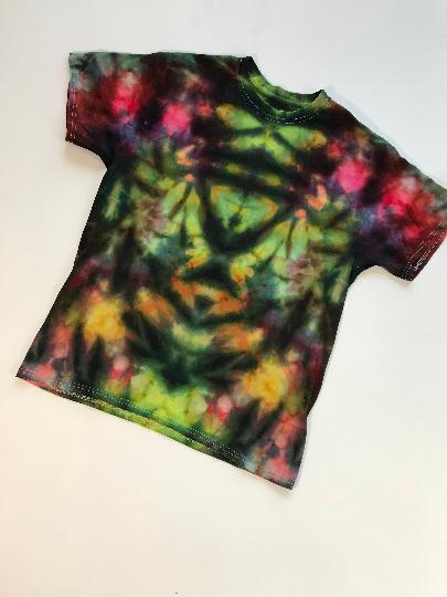 L Unisex Psychedelic T-Shirt