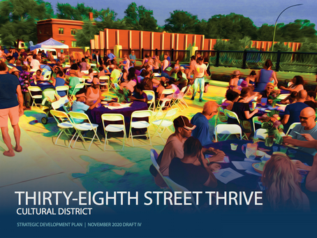Public Comment: 38th Street Thrive Proposed Plan