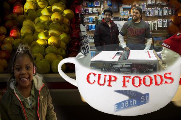 CUP FOODS