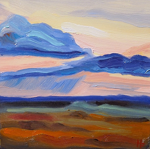"""Prairie Sunset"""