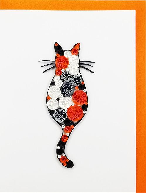 259 Calico Cat
