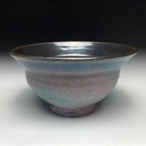 Blue & Black Bowl