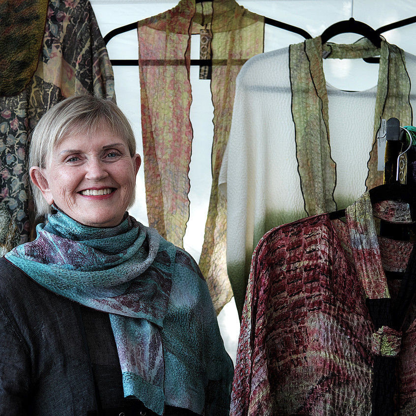 Margaret Koop| Fiber (Wearable)