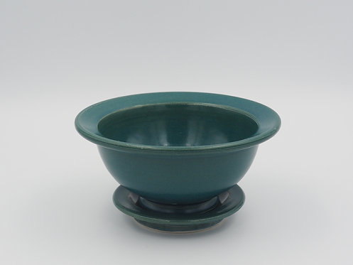 Turquoise Berry Bowl