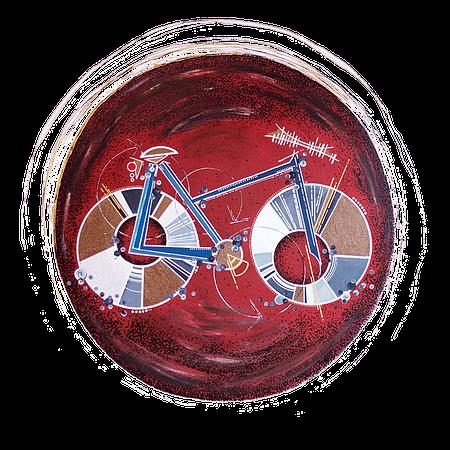 Bike Babe Print