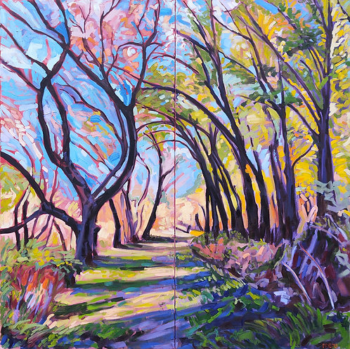 """Spring Promenade"""