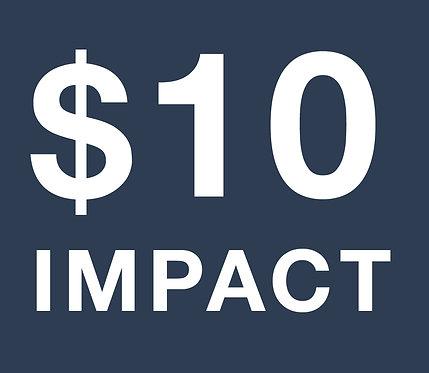 $10 Impact