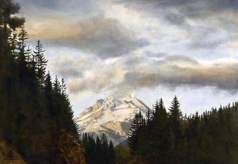 Storm Over Mt. Hood