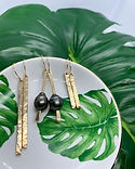 Tahitian Pearl Drop Bar Earring- Pic 4.JPG