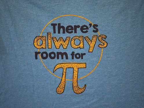 There's Always Room for Pi