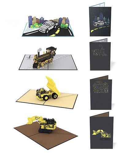Transportations 7-Pack