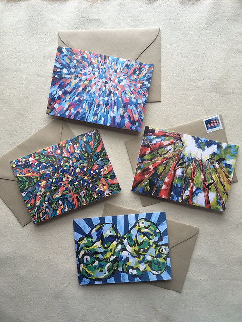 Greeting Cards (landscape style)