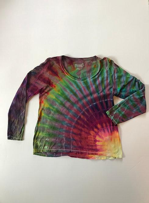 Hanes LS T-Shirt