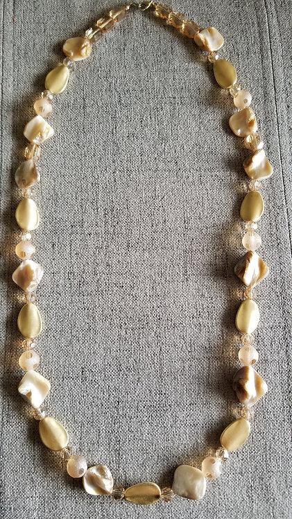 Atlantis Gold Necklace