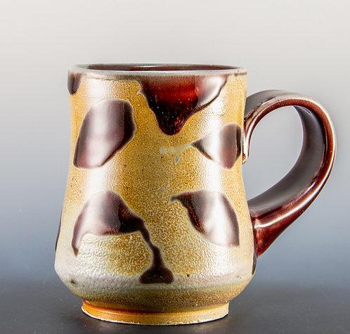 Red & Gold Mug