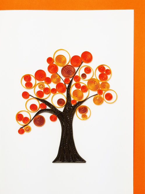 320F Fall Tree