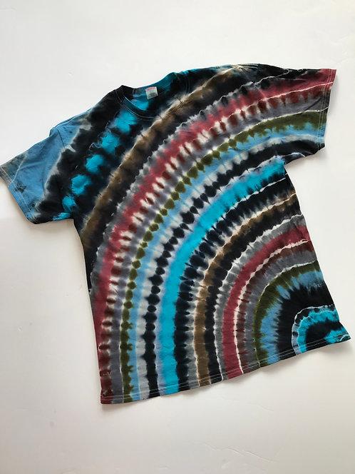 XL Unisex T-Shirt, diagonal