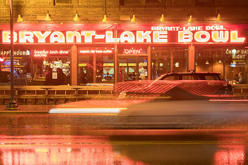 Bryant Lake at Night