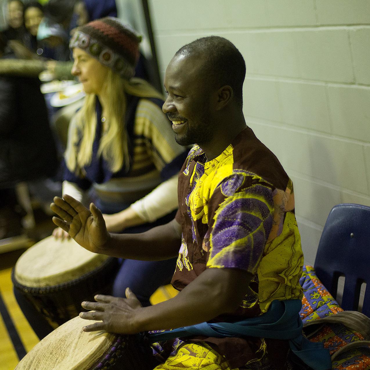 Tiyumba Drumming And Dance Company