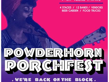 Volunteer at Powderhorn Porchfest!