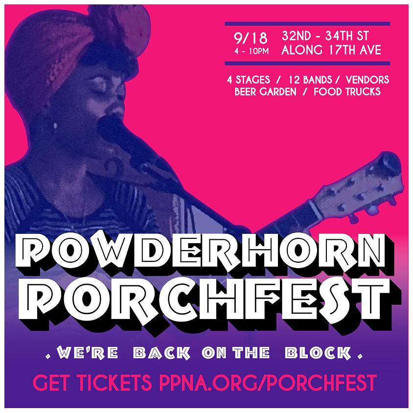 Powderhorn Porchfest 2021