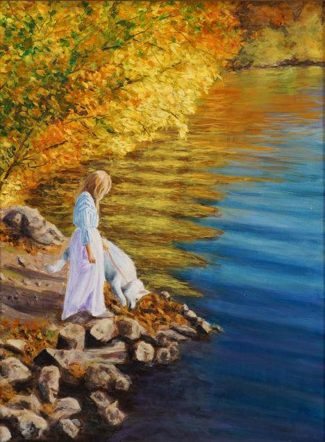Women on the Shoreline