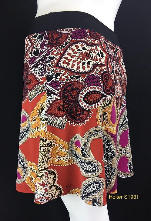 A-line Skirt S1931