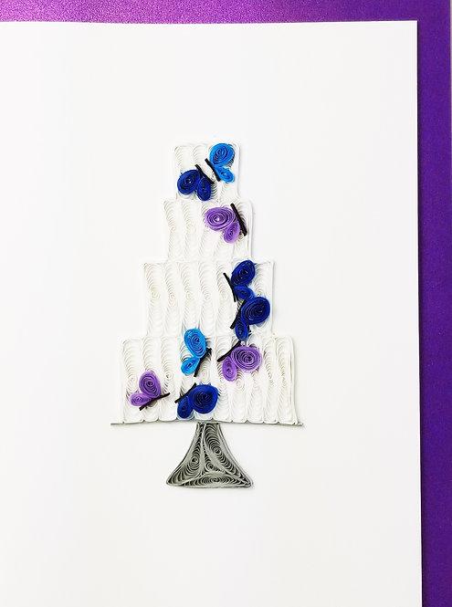 602 Wedding Cake