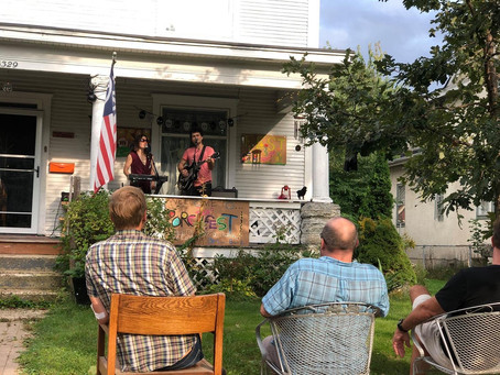 2019 in Review: Powderhorn Porchfest