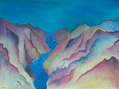 Grand Canyon of the Yellowstone Print