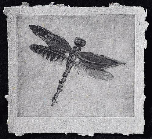 Spring on Handmade Paper