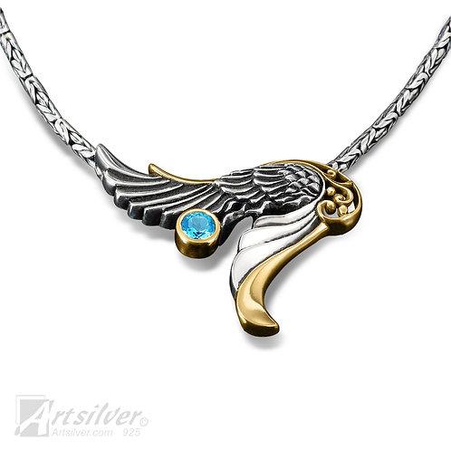 Wings in Open Orientation Style KS007