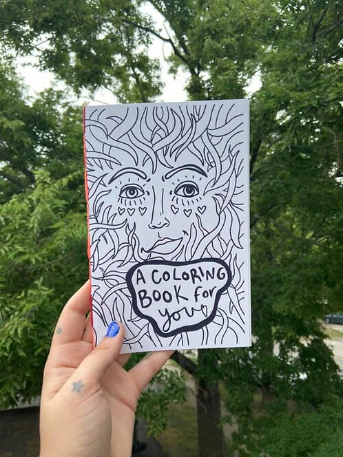 A Coloring Book for You