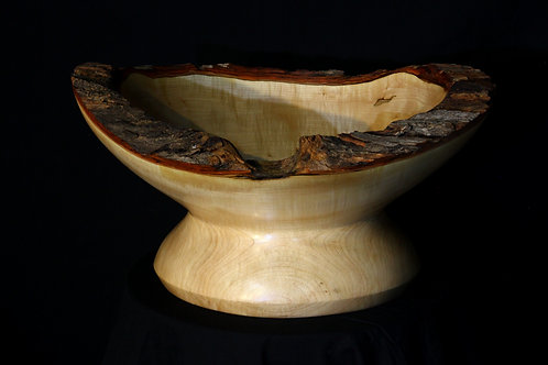 #194 Silver Maple Bowl