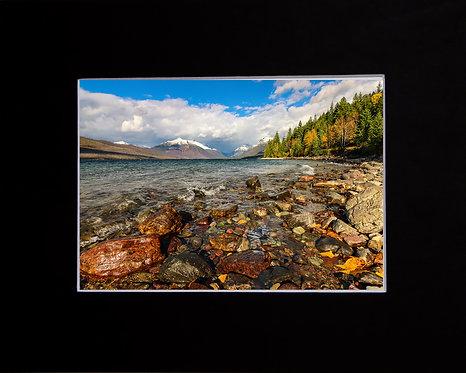 Rocky Lake McDonald