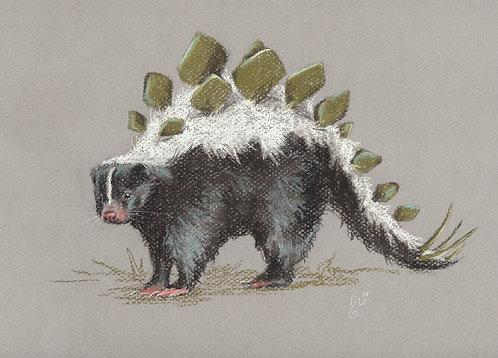 Skunkasaurous