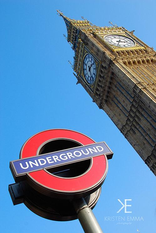Big Ben & Underground