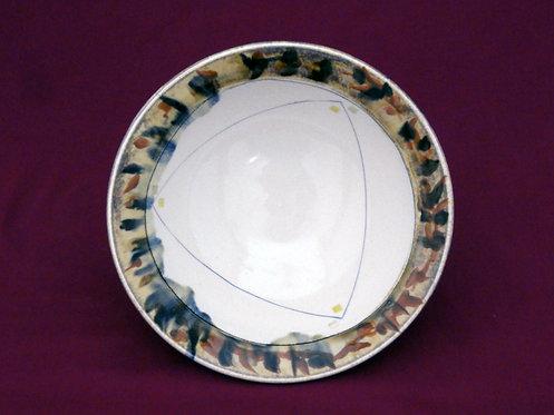 color rim bowl