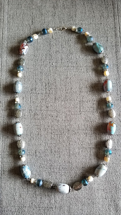 Atlantic Beauty Necklace