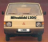 Mitsubishi L300 bei Markteinführung