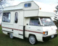 Mitsubishi L300 Wohnmobil