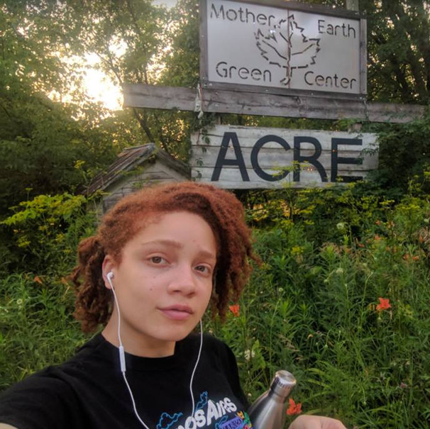 Lauren Valley named an artist in residence at ACRE residency program. Summer 2017.