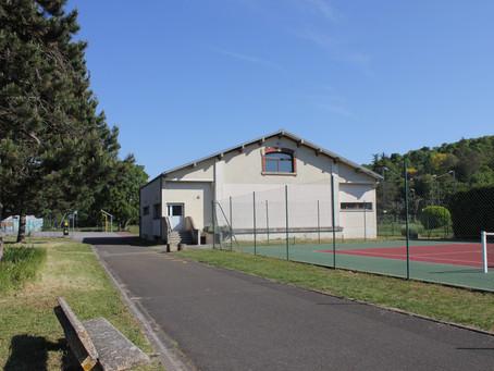 Inscriptions au Tennis Club de Nézel