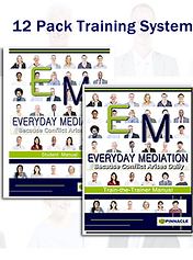 Everyday Mediation and Books on Mediation Training