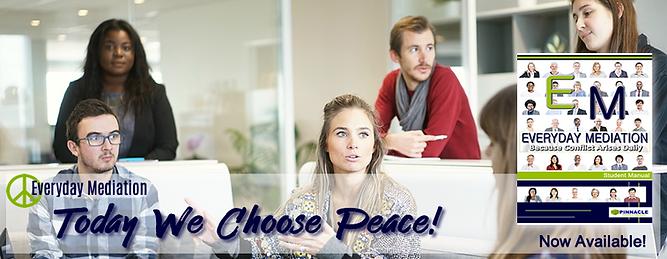 workplace mediation, HR mediation, resolving workplace conflict, mediator's handbook, mediation training, mediation process