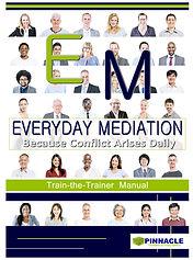 Mediatior's Handbook and Peer Mediation Workbook Mediation Training