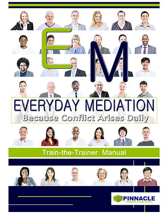 Everyday Mediation- Trainers Manual