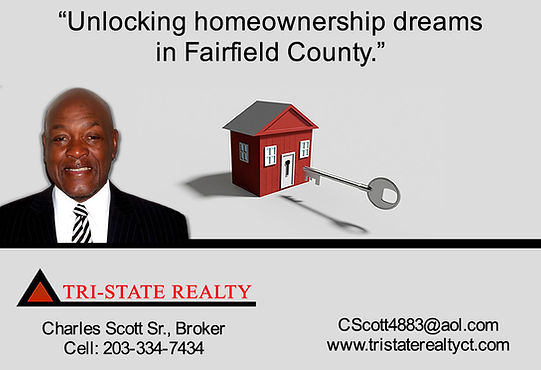 Charles Scott ofTri-State Realty, Fairfield County Realtors