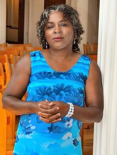 Author Patricia Ann Boozer